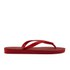 Havaianas Unisex Top Flip Flops - Red: Image 2