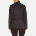 Barbour International Women's Quilted Jacket - Black: Image 3