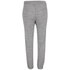 T by Alexander Wang Women's Nep French Terry Sweatpants - Heather Grey: Image 2