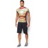 Under Armour Men's Iron Man 2 Compression Short Sleeved T-Shirt - Gold/Red/Silver: Image 3
