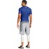Under Armour Men's Transform Yourself Compression Top - Blue/Yellow/Red: Image 7