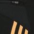 adidas Response Women's Short Tights - Black/Flash Orange: Image 3
