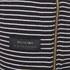 Religion Men's Marley Stripe Vest - Black/White: Image 3