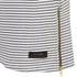 Religion Men's Marley Stripe Short Sleeve Crew Neck T-Shirt - White/Black: Image 3
