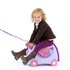 Trunki Bluebell Ride-On Suitcase - Purple: Image 5