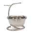 Truefitt & Hill Razor and Brush Stand With Bowl - Chrome: Image 3