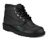 Kickers Men's Kick Hi Leather Boots - Black: Image 5