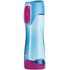 Contigo Swish Autoseal Drink Bottle (500ml) - Sky Blue/Magenta: Image 3