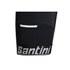 Santini Mago Bib Shorts - Black: Image 4