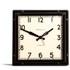 Newgate Mini Quad Clock - Black: Image 2