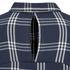 ONLY Women's Suki 3/4 Sleeve Check Shirt - Cloud Dancer Blue: Image 5