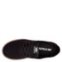 Supra Men's Stacks II Trainers - Black/Gum: Image 3