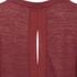 Vero Moda Women's Build Jersey Top - Rosewood: Image 3
