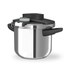 Morphy Richards 977000 Pressure Cooker - Stainless Steel - 6L/22cm: Image 1