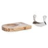 Natural Life NL82014 Mezzaluna with Acacia Cutting Board: Image 3