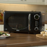 Akai A24006 Digital Microwave - Black - 700W: Image 6