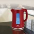 Morphy Richards 120002 BRITA Accents Kettle - Red: Image 3