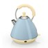 Swan SK261030BLN Pyramid Kettle - Blue - 2L: Image 1