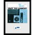 Blue Note Dolphy Bravado - Framed Photographic -16 Inch x 12 Inch: Image 1