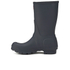 Hunter Women's Original Short Wellies - Navy: Image 4