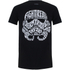 Star Wars Men's Stormtrooper Text Head T-Shirt - Black: Image 1