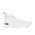 Superdry Men's Super Sneaker High Top Trainers - White: Image 1