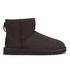 UGG Women's Classic Mini Sheepskin Boots - Chocolate: Image 1