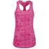 Myprotein Women's Racer Back Vest, Pink: Image 1