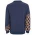 Vivienne Westwood MAN Men's Needlepunch Sweatshirt - Navy Mix: Image 2
