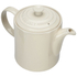 Le Creuset Stoneware Grand Teapot, 1.3L - Almond: Image 2