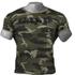 GASP Ribbed T-Shirt - Grey Camoprint: Image 1