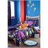 Catherine Lansfield Outer Space Throw - Multi: Image 1