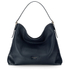 Aspinal of London Women's A Hobo Bag - Navy: Image 1