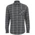 Carhartt Men's LS Sampras Shirt Rib-Knit Cuff - Dark Grey Heather: Image 1