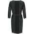 nümph Womens Mid Length Dress With Patterned Stripe - Urban Chic: Image 2