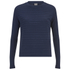 Y.A.S Women's Lima Ribbed Jumper - Navy: Image 1
