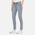 Cheap Monday Women's Donna High Rise Cropped Jeans - Dream: Image 2