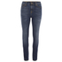 Nudie Jeans Women's Pipe Led Denim Jeans - Navy Night: Image 1