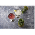 Stainless Steel Martini Glasses (Set of 2 x 250ml): Image 2