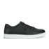 Beck & Hersey Men's Remis Perforated Trainers - Black: Image 1
