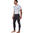 Under Armour Men's ColdGear Armour Compression Leggings - Black: Image 4