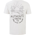 Rip Curl Men's Authentic Froth Back Print T-Shirt - White: Image 2