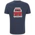 Salvage Men's Campervan T-Shirt - Navy: Image 2