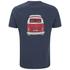 Salvage Men's Campervan T-Shirt - Navy: Image 2