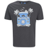 Salvage Men's Campervan T-Shirt - Charcoal Marl: Image 1
