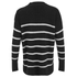 Polo Ralph Lauren Women's Dolman Sweatshirt - Black/White: Image 2