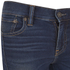Polo Ralph Lauren Women's Moto Denim Jeans - Prospector Wash: Image 3