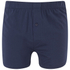 Wolsey Men's Twin Pack Jersey Boxer Shorts - Navy: Image 2