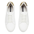 Senso Women's Andy III Leather Trainers - Gold: Image 2