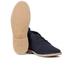 Jack & Jones Men's Gobi Suede Chukka Boots - Navy Blazer: Image 6